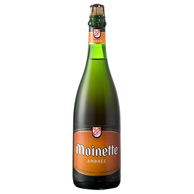 5410702001390 Moinette Ambrée - 75cl Bottle conditioned beer